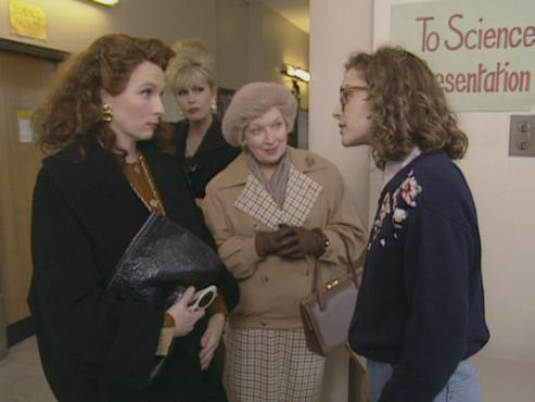 Ab fab gay episode that was not jesus