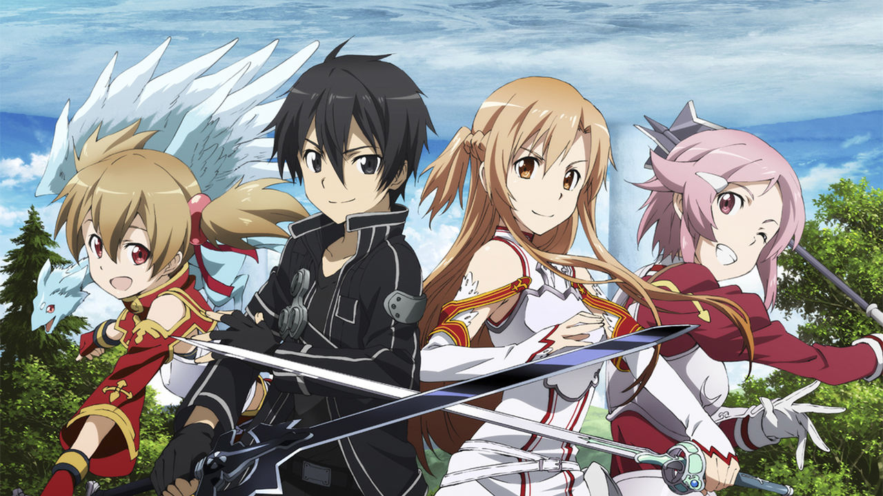 Image result for netflix sword art online